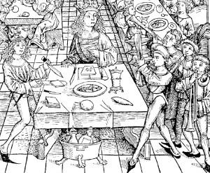banquet 1581 france